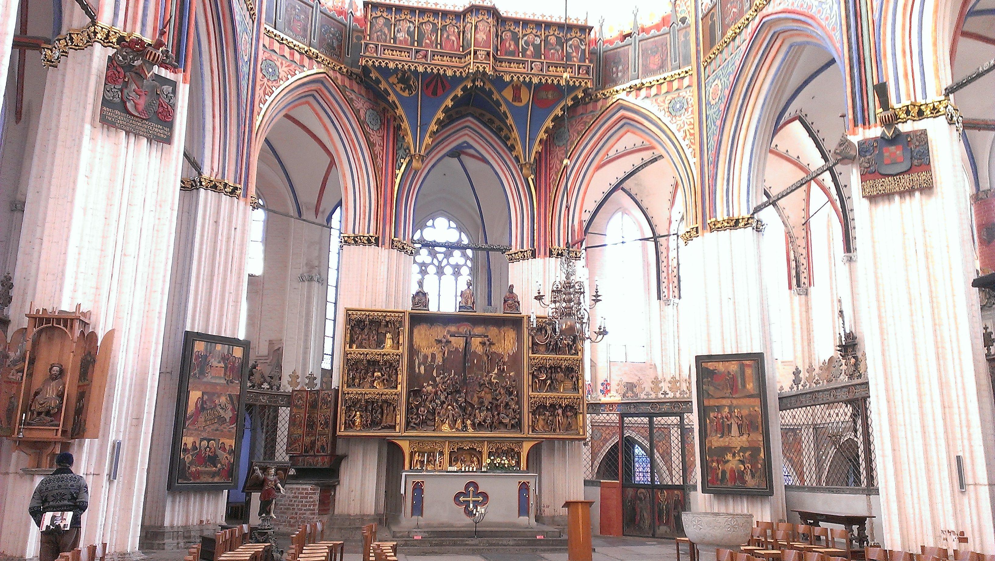 St Nikolai Kirche Stralsund