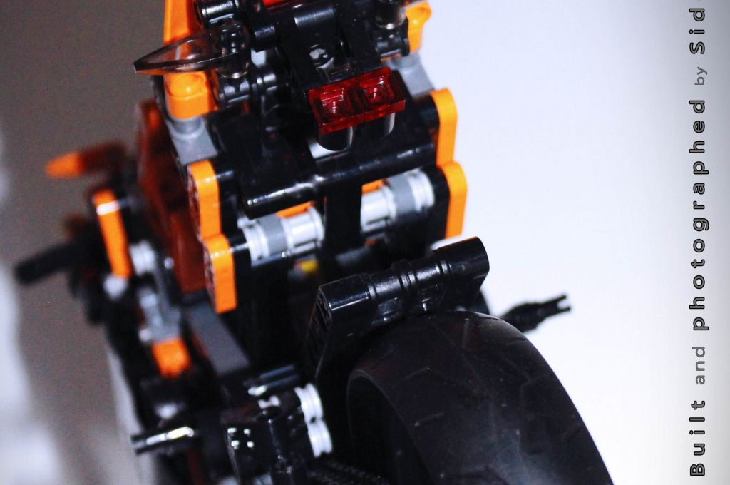 KTM RC16 Lego Technic sports bike | Lego Technic Photographed by Siddhart Jaipal. Decor by Siddhart Jaipal #KTMRC16 #LegoTechnic #photoshooting #Rotterdam #TheNetherlands