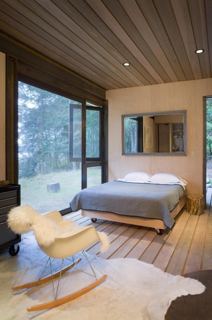 Mini Cabin by Olson Kundig Architects | Trendland: Fashion Blog & Trend Magazine