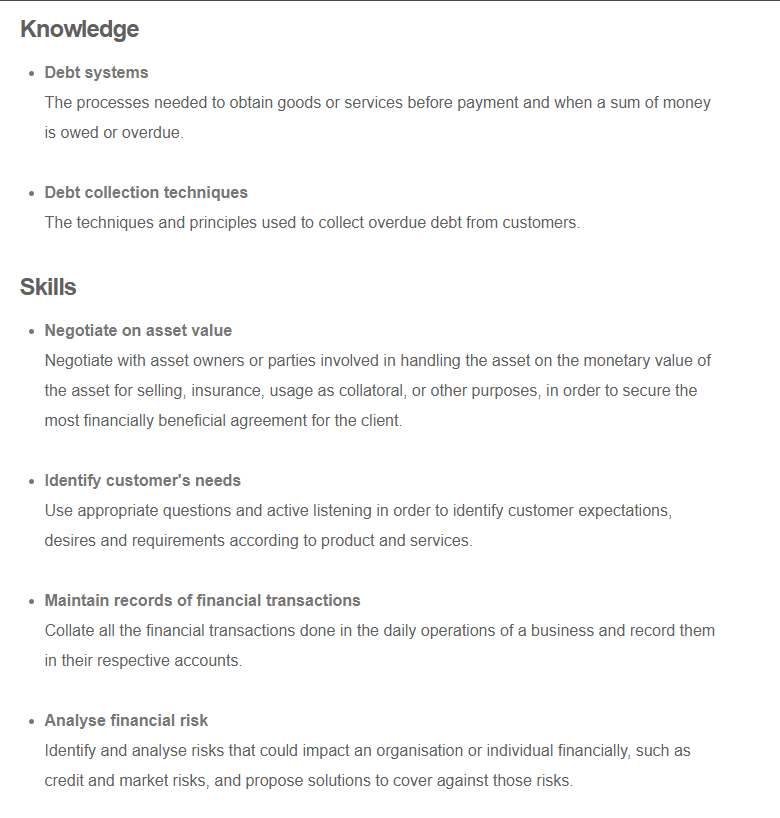 Profession Pawnbroker In 2020 Career Advice Creative Resume Templates Resume Examples
