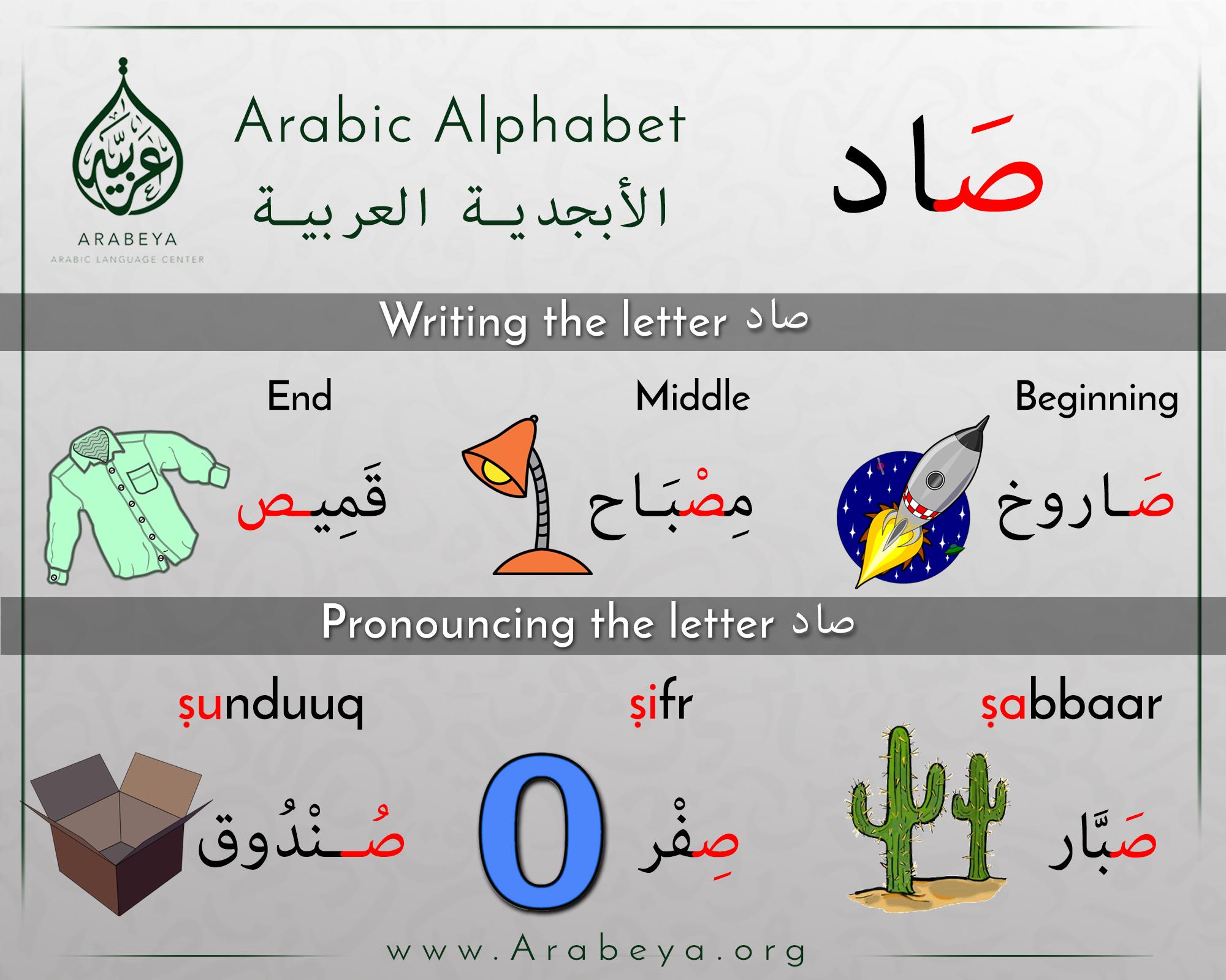 The Letter Saad