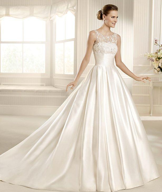 vestidos de novia - Buscar con Google | Bodas | Pinterest | Vestidos ...