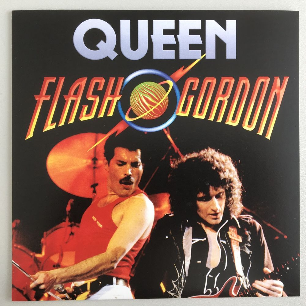 Details over Queen - Flash - SPAIN - UNIQUE sleeve UK vinyl