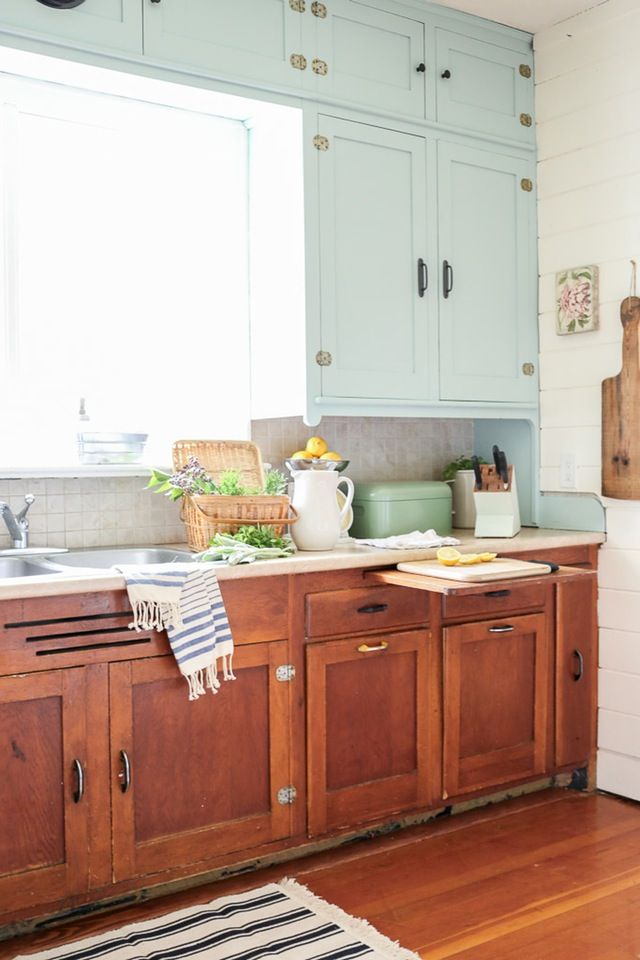 Beau Project By: Ashlea Location: Red Deer U2014 Alberta, Canada We Purchased A  1940s Farmhouse Complete With Just About Original Everything.