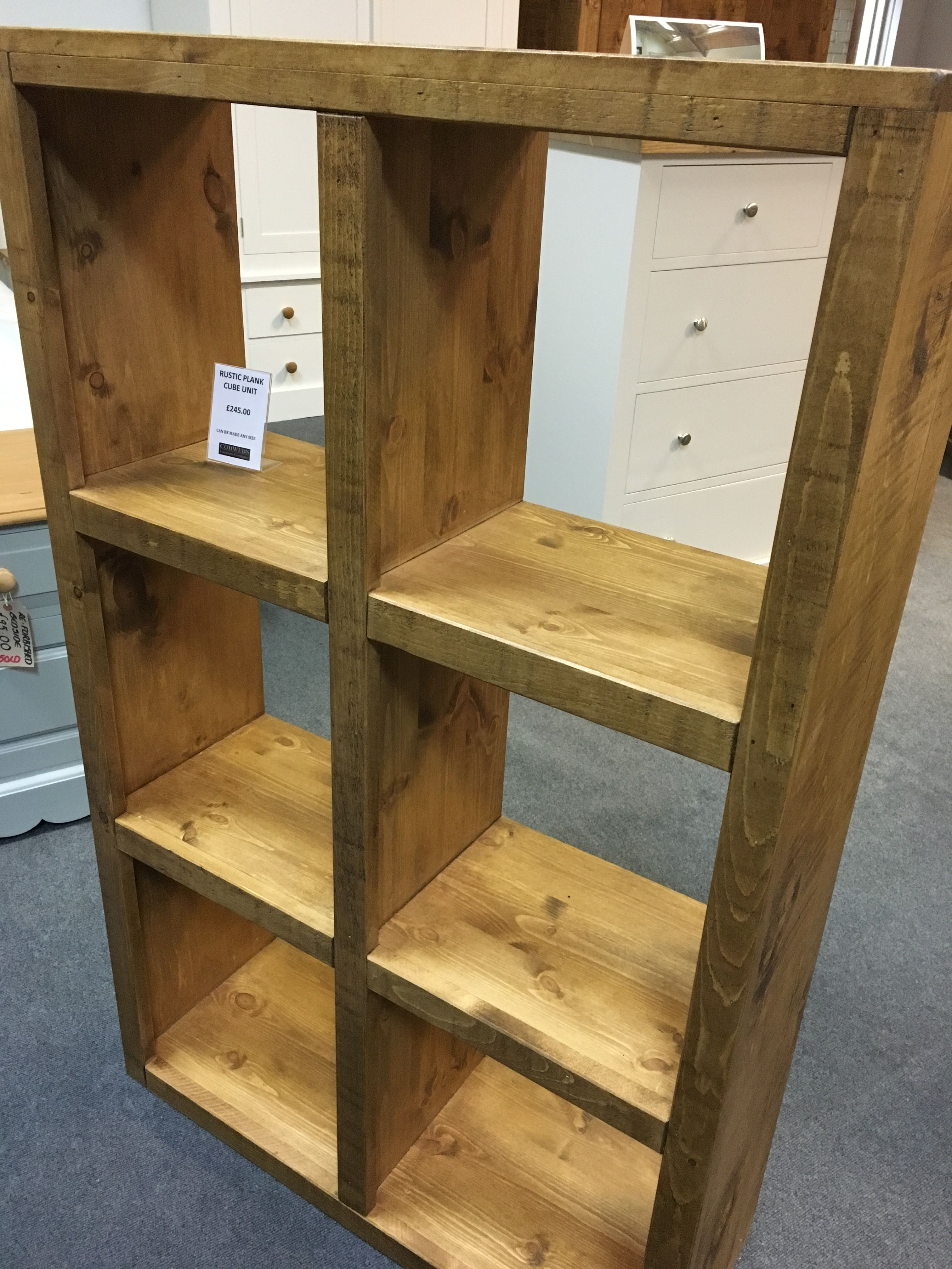 High Quality Lovely Chunk Waxed Pine From Cobwebs Furniture Company.