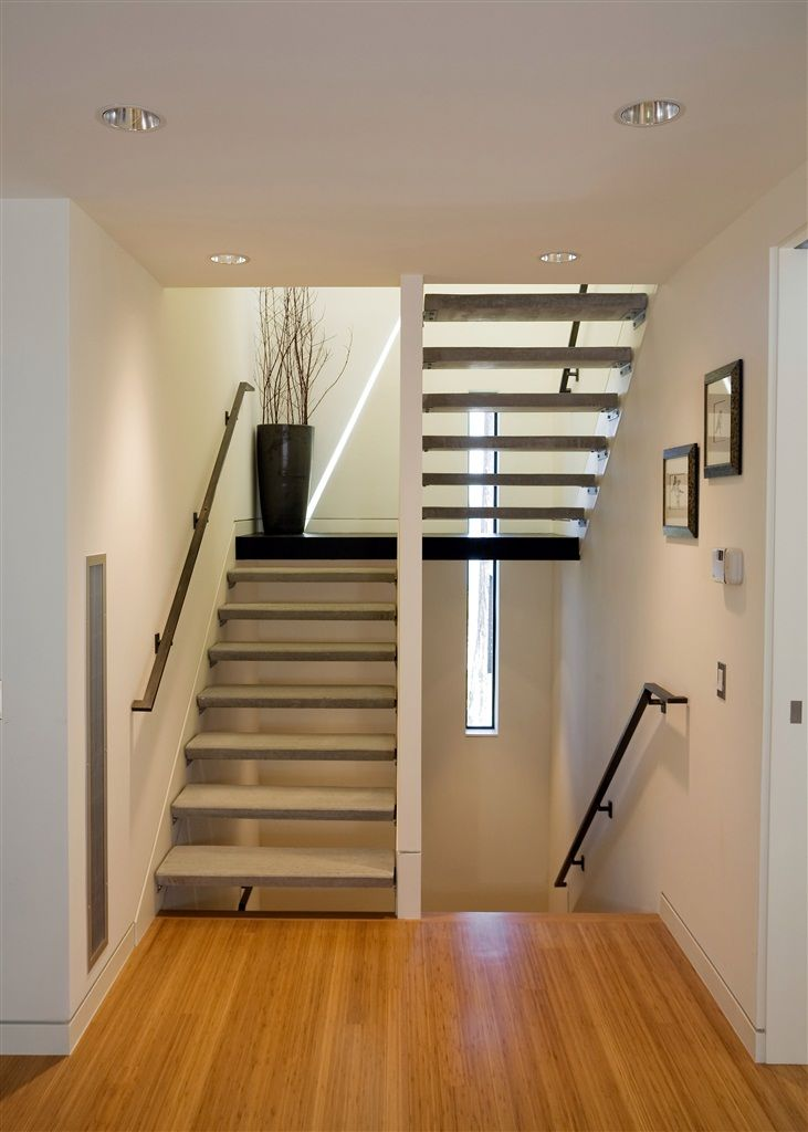 Switch Back Stairs