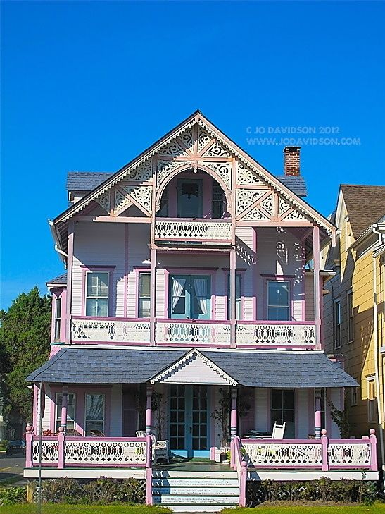 Victorian Beach House Ocean Grove The Real New Jersey Shore