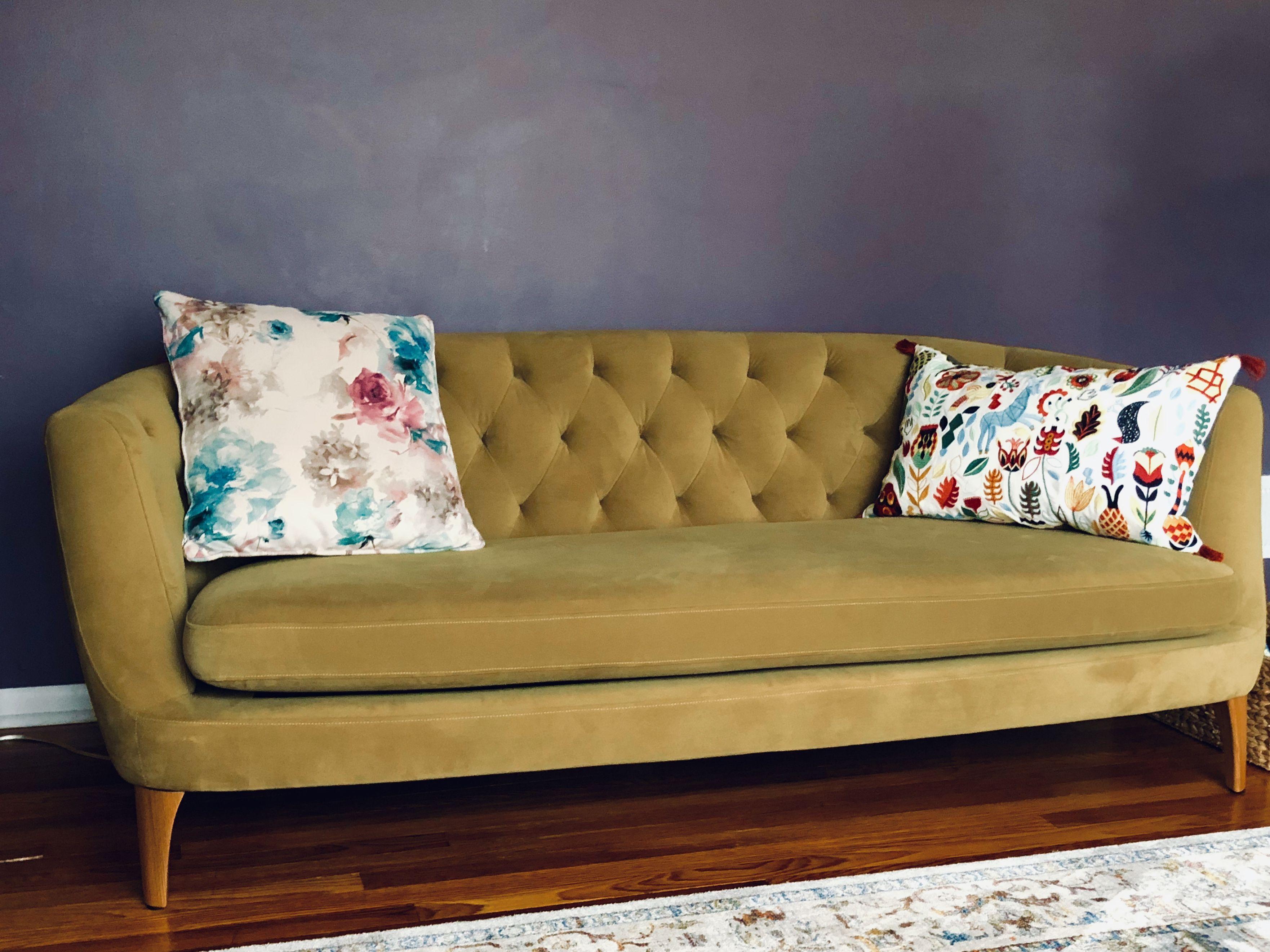 West Elm Lola Sofa Living Room Ideas Couch