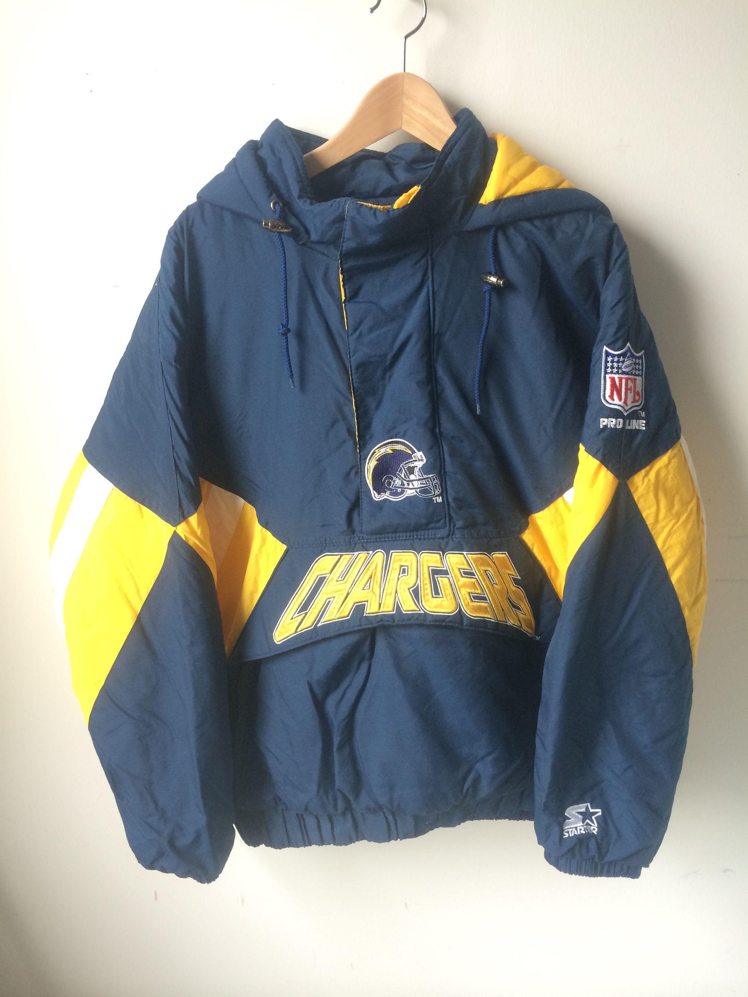 the best attitude 5cd54 406da Starter Jacket San Diego Chargers | Fresh Threads | Jackets ...