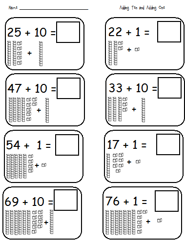 math worksheet : i would use this pin as a guide to teaching my students  : Subtracting Tens And Units Worksheets