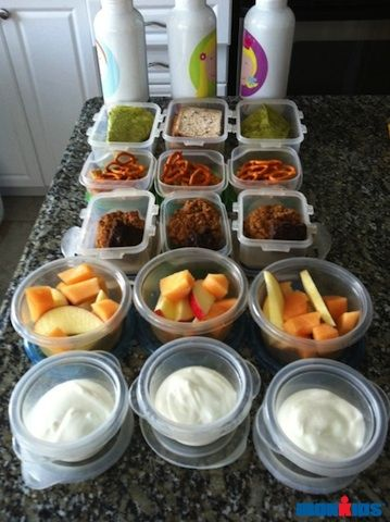 Making School Lunches How To Get The Kids On School Lunch Duty