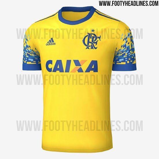 9c49722cac66f Site vaza 3ª camisa do Flamengo; estreia será contra o Coritiba - 18/07
