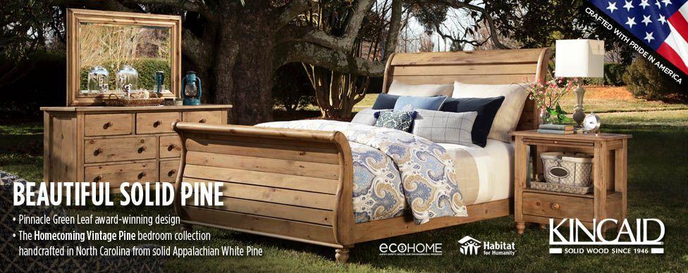 Kincaid Solid Wood The Very Best Kincaid Furniture Sleigh Bedroom Set