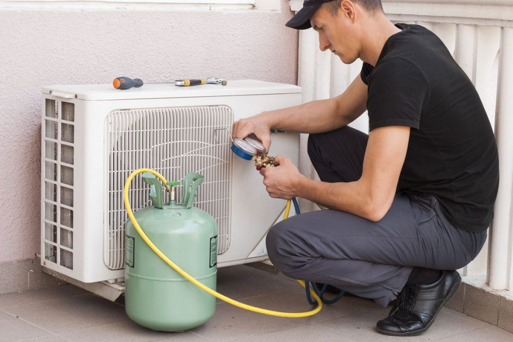 Mechanical Air Conditioner Repair Heating And Air Conditioning Air Conditioning Repair