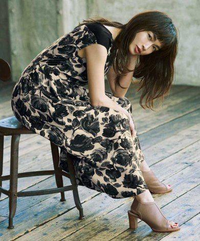 画像・写真|ファッションカタログ『Soclose,』の創刊号表紙を飾る長谷川京子 5枚目