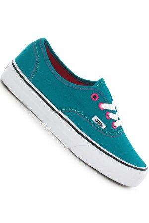 Vans Authentic Schuh women (iridescent pop capri breeze true ... 499d60af68