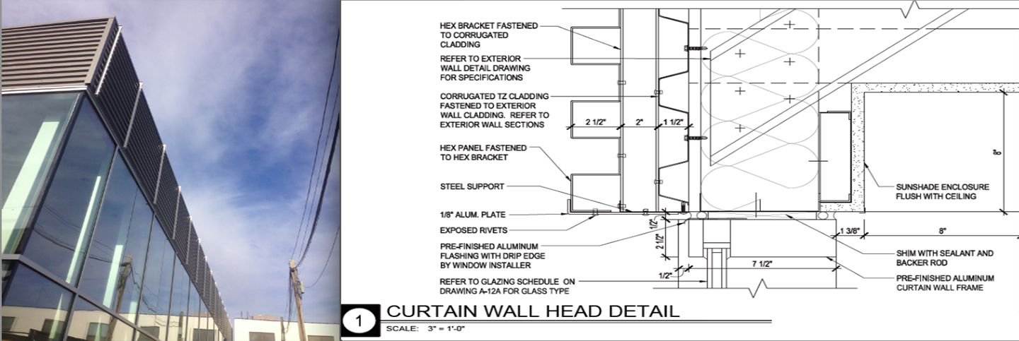 exterior panels for curved walls - Google Search | Construction ...