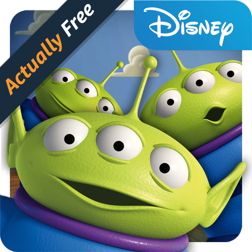 Toy Story Smash It! Appstore for Android