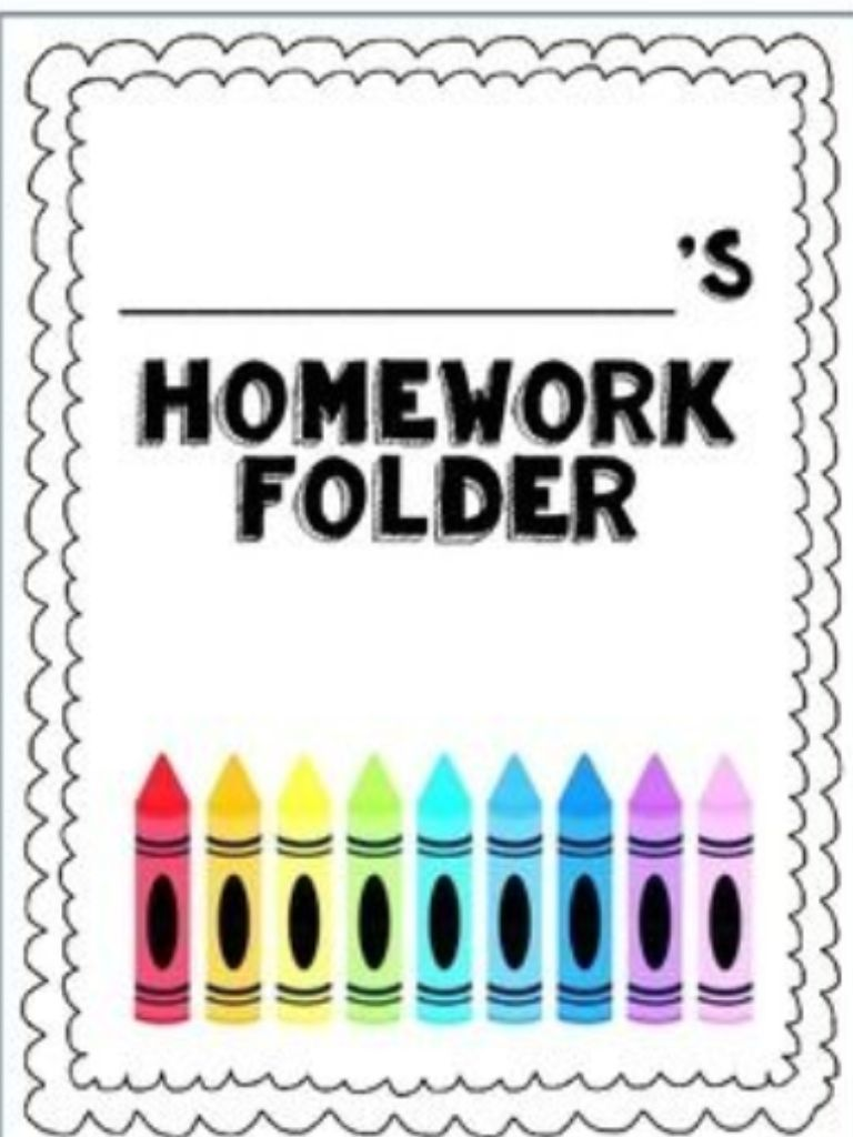 homework | take home folders | pinterest | homework, preschool