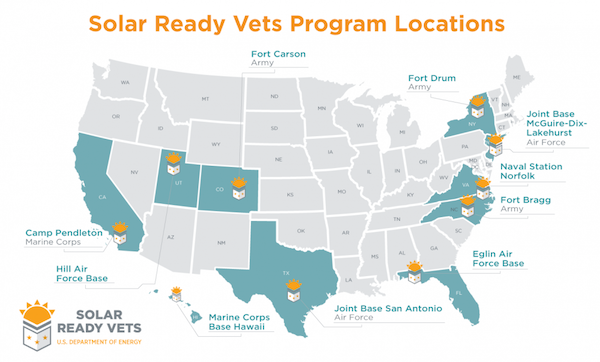 Solar Jobs Transform Us Military Into Climate Change Fighters Climate Change Solar Naval Station Norfolk
