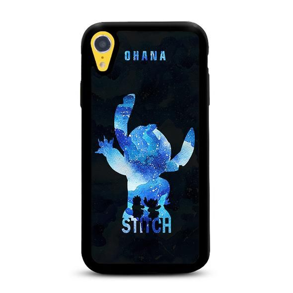 Stitch Disney Ohana Watercolor iPhone XR in 2020 Iphone