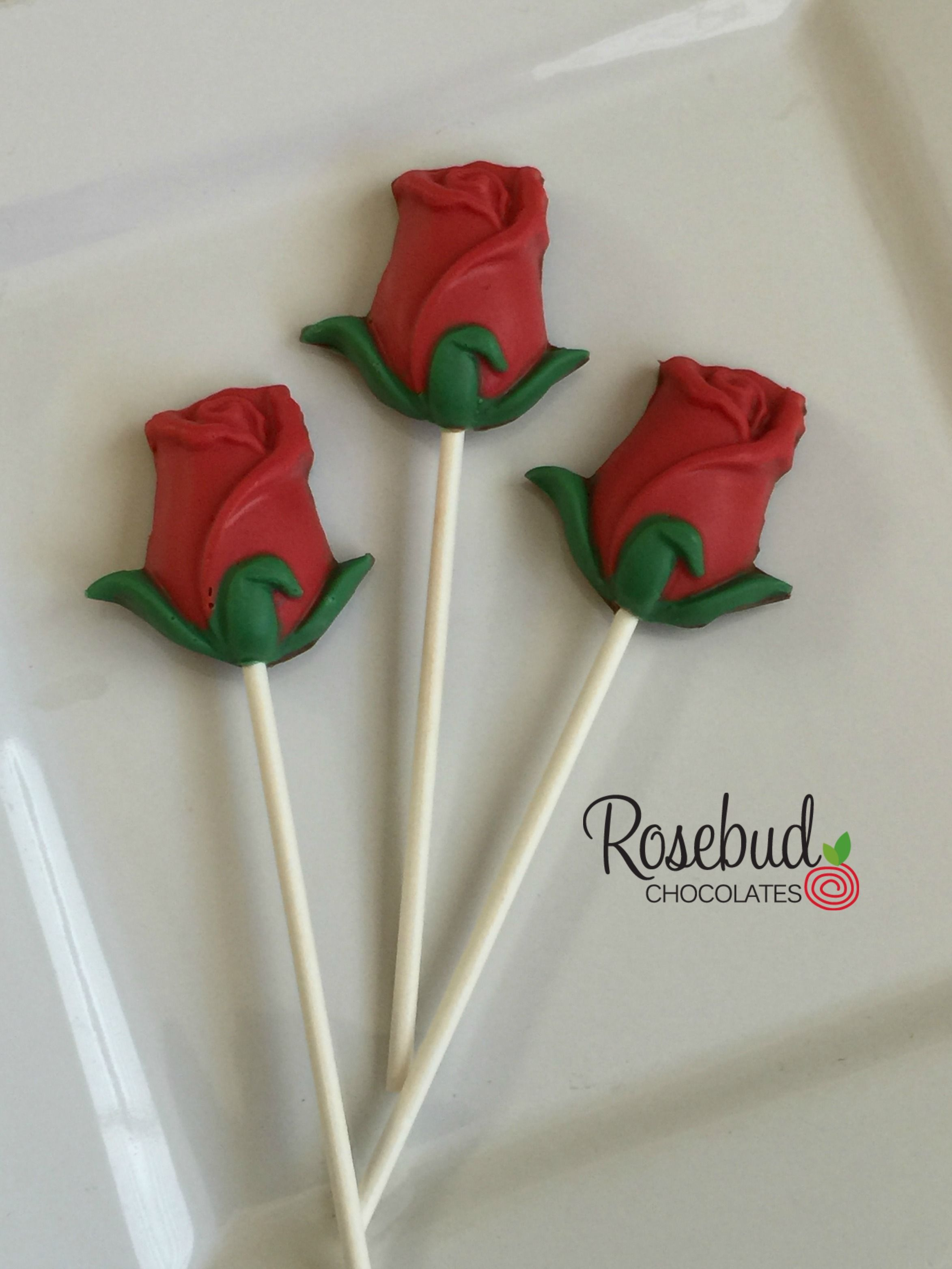 Milk chocolate red rose lollipops beauty and the beast theme party milk chocolate red rose lollipops beauty and the beast theme party favors beautyandthebeast rose enchantedrose chocolate flowers partyfavors izmirmasajfo