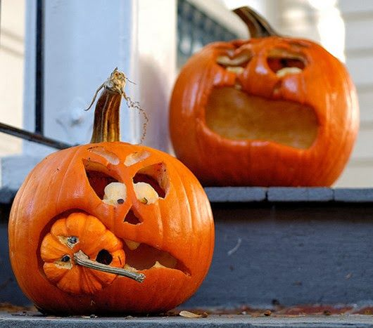 Halloween pumpkin carving ideas - Happy Halloween all ) faves - halloween pumpkin decorations