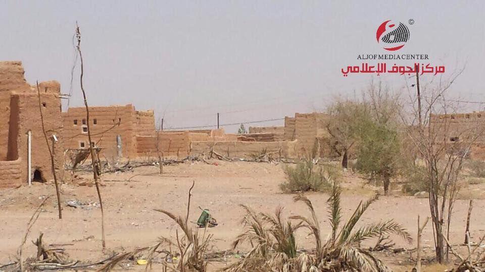 اليمن قيادي في المقاومة قوات الجيش والمقاومة استعادت معقل الحوثيين في الجوف والهدف القادم صعدة