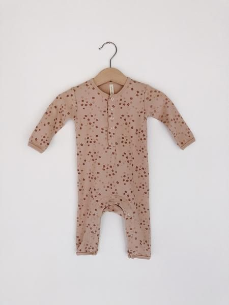 8cca2b979 Ribbed Baby Jumpsuit - Rose - SIZE 12-18 MONTHS - LAST ONE | Rompers ...