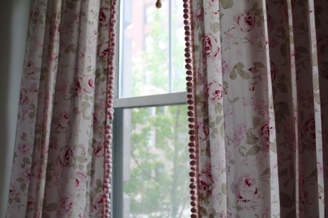 Design Trend Pom Poms Moroccan Throw Blanket Pom Pom