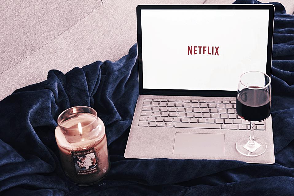 Baby it's cold outside 5 cocooning à la carte Netflix