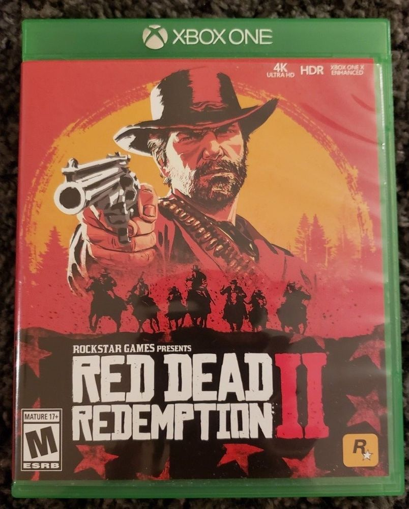 Red Dead Redemption 1 Xbox 360 Key