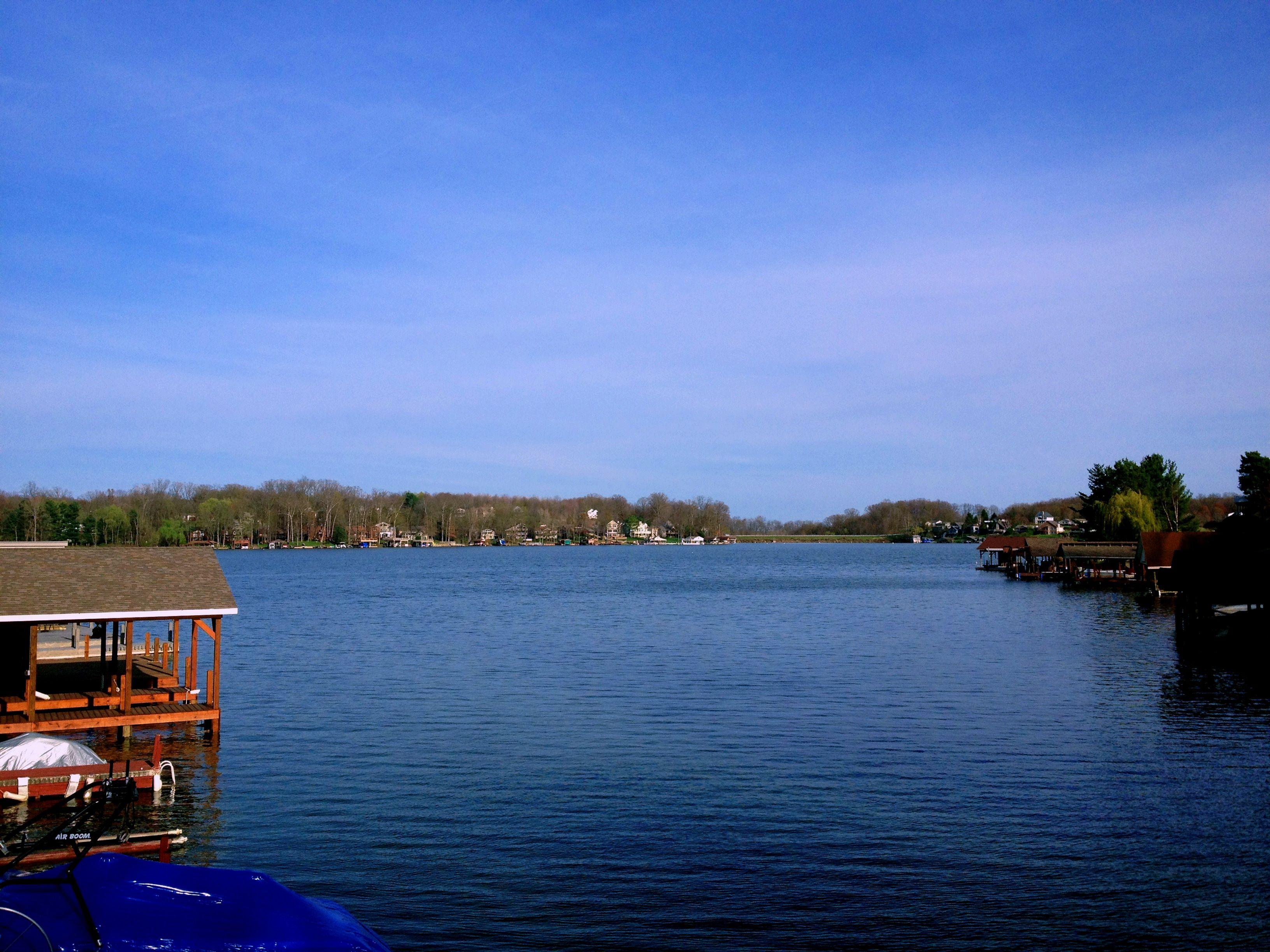 A day on the lake #AppleValleyLake #KnoxCountyOhio