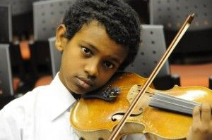 A celebration of young Ethiopian-Israeli musicians.