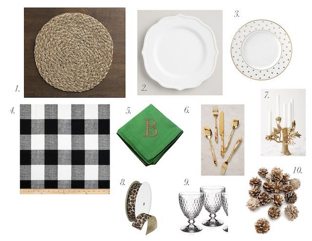A Bevy of Thanksgiving Tabletop Ideas