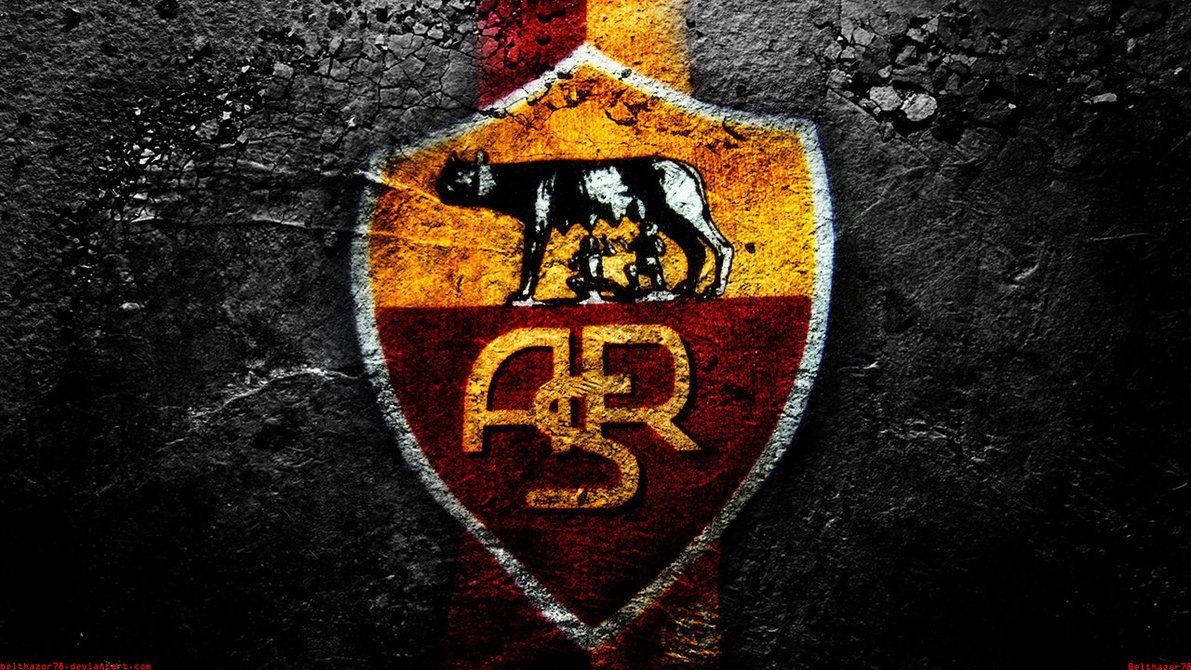 As Roma Logo Wallpaper Desktop Backgrounds For Free Hd Wallpaper