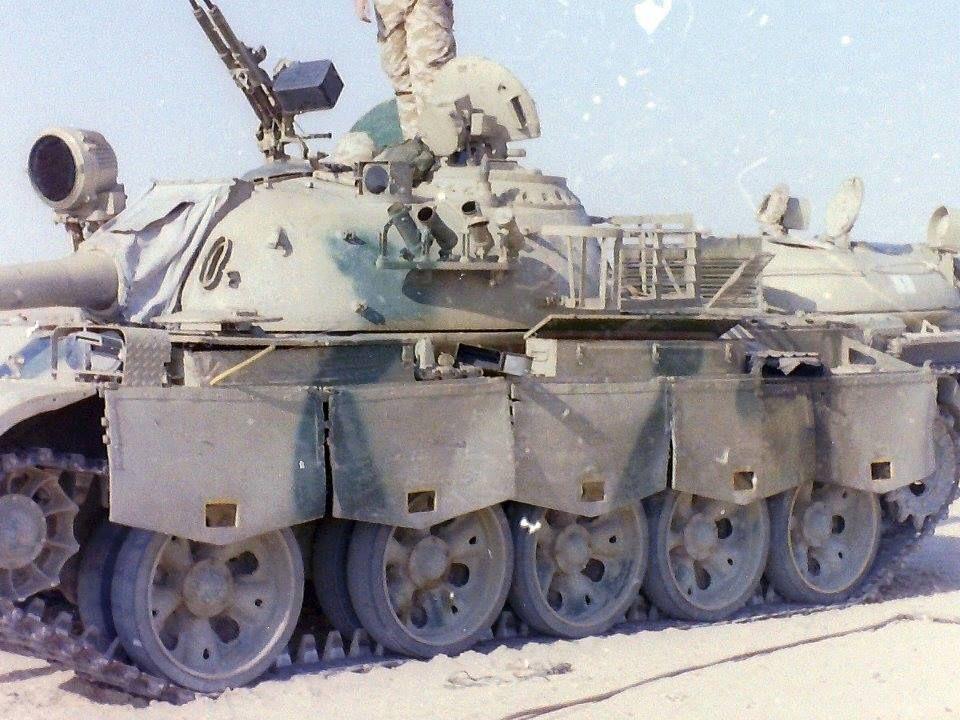 Captured iraqi type 69 ii tank gulf war 1991 the gulf war 1991 captured iraqi type 69 ii tank gulf war 1991 sciox Gallery