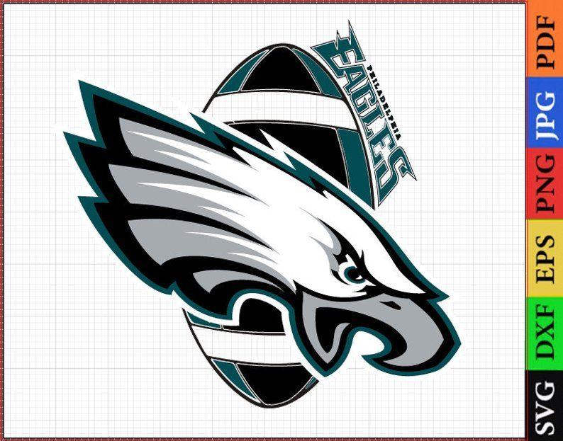 Eagles printable. Philadelphia svg files nfl