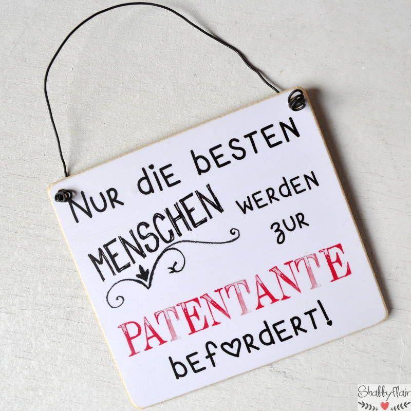 Spruch Für Werdende Patentante