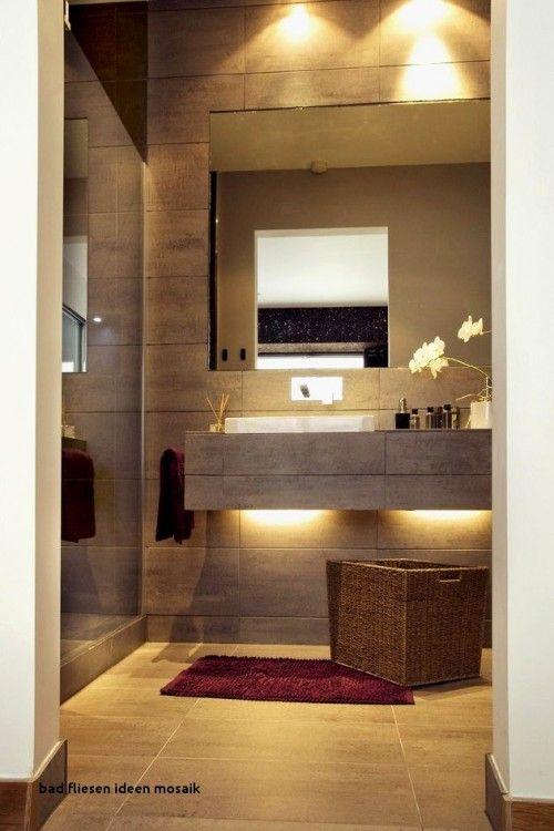 Badezimmer Fliesen Ideen Mosaik Kleines bad