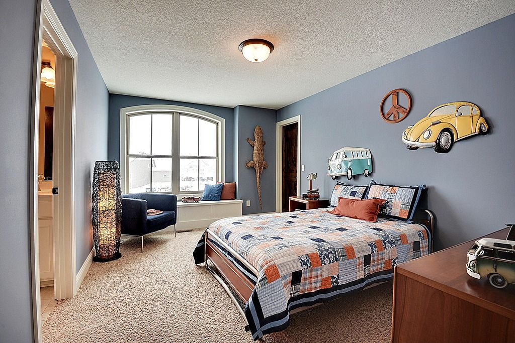 View This Great Contemporary Kids Bedroom With Flush Light Window Seat By Hanson Severson Real Estate Group Discover Browse Thousands Of Other Home