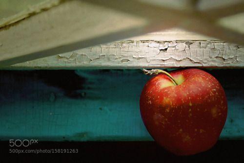 Forbidden Apple by tchijikov  IFTTT 500px