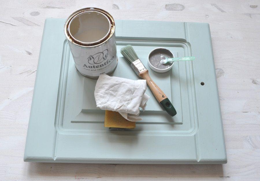 pátina oscura en mueble de cocina | Manualidades | Pinterest ...