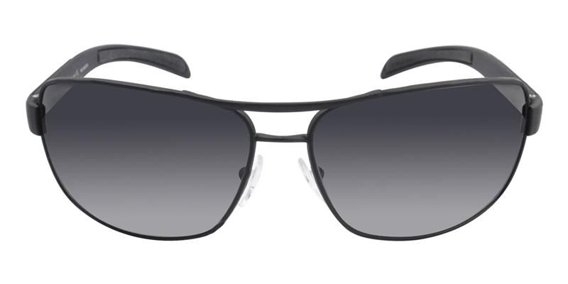 bd258589a0ee3 Prada Sport Men s PS54IS Black   Gray Lens Sunglasses – shadesdaddy ...
