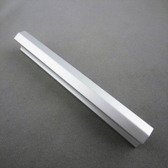 Home Hardware Aluminum Cabinet handle and drawer pulls(C.C.:128mm ...