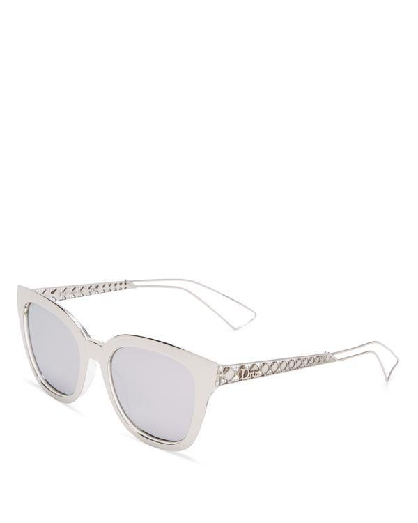 b3802ad1e729b Dior Diorama Mirrored Sunglasses, 52mm   Bloomingdale s. Óculos De Sol ...