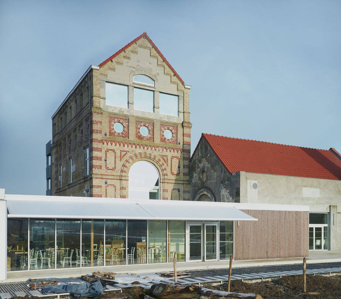 Gallery Of Old Mill Rigot Refurbishment Coldefy Associes