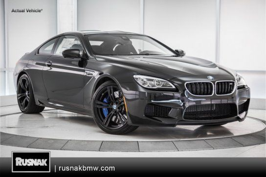Coupe 2017 Bmw M6 With 2 Door In Thousand Oaks Ca 91362