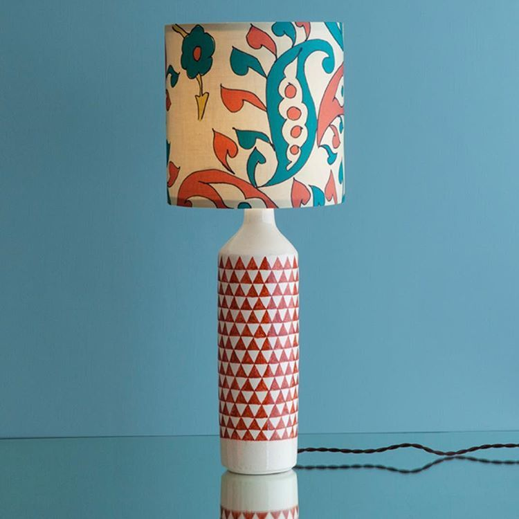 "845 likerklikk, 11 kommentarer – Tina Seidenfaden Busck (@theapartmentdk) på Instagram: ""We love the unique handpainted ceramic lamps we just received by Cathrine Raben Davidsen…"""