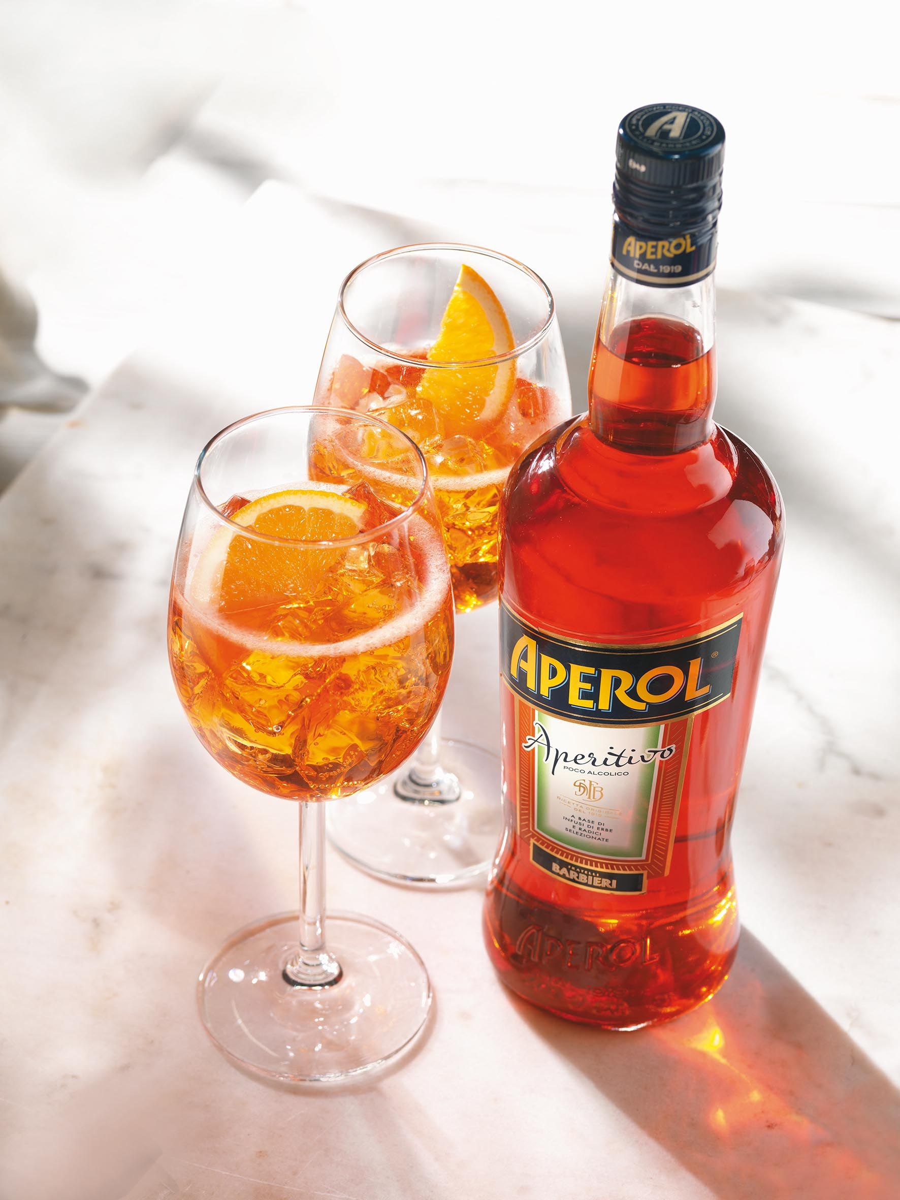 Aperol Spritz Distinctive Unique And Refreshing Yum